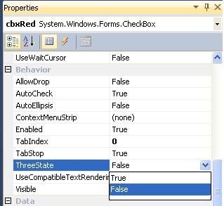 Working with CheckBoxes in Micro Focus Visual COBOL - Visual COBOL